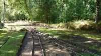 Kurbahn Bad Bramstedt - Gleisreinigung 01