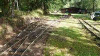Kurbahn Bad Bramstedt - Gleisreinigung 02