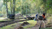 Kurbahn Bad Bramstedt - Aufraeumen 03