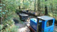Kurbahn Bad Bramstedt - Aufraeumen 01