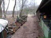 Kurbahn Bad-Bramstedt 2012-03-18 Bahnsteig-Sued
