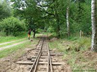 Kurbahn Bad Bramstedt - Gleispflege 2012-07-14 04